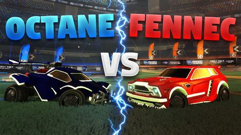 OCTANE VS FENNEC! Trading And Gameplay Analysis/Trading