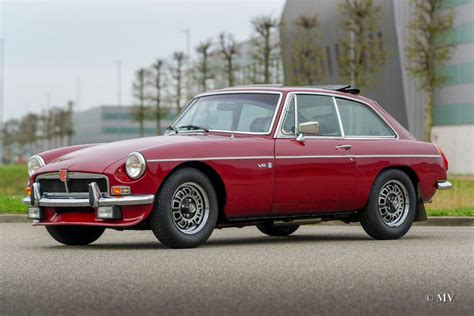 MG MGB GT V8, 1973 - Welcome to ClassiCarGarage
