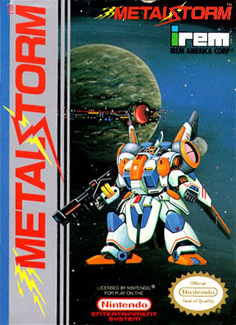 Metal Storm — StrategyWiki, the video game walkthrough and