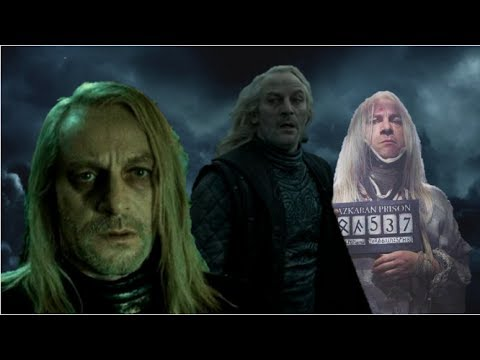 Lucius Malfoy from Harry Potter - Marry Your Favorite