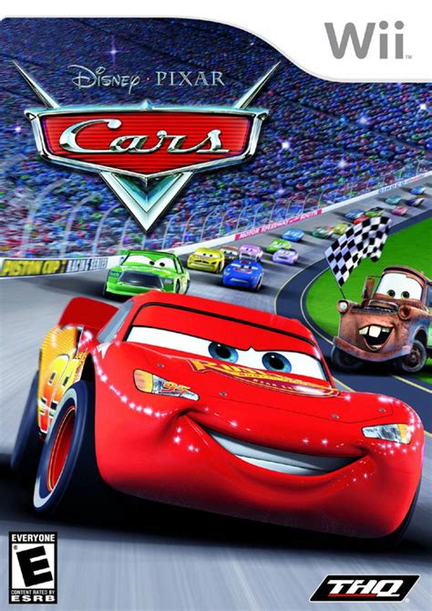 Cars Nintendo WII Game