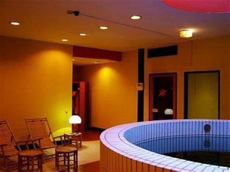 Jacuzzi in Hotel Hungaria City Center Budapest- Grand