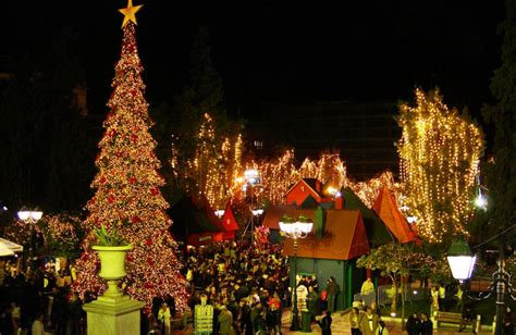 Christmas in Greece: Sounds surreal to you? - Greeka