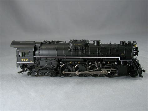 HO Brass DP Division Point NKP Nickel Plate 2-8-4 S-3 #779