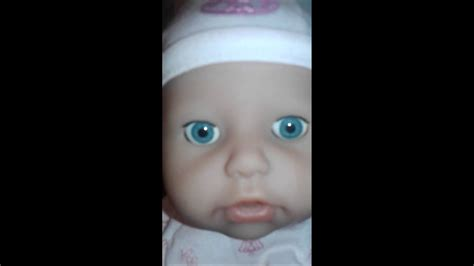 Baby annabell 2005,version 3 sír cry - YouTube