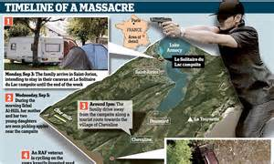 Lake Annecy shooting: Family massacred in French Alps bore