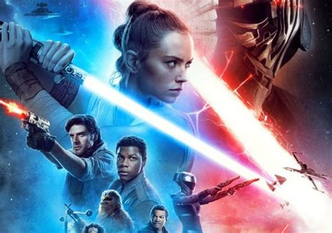 New Star Wars: The Rise Of Skywalker Poster Features Rose