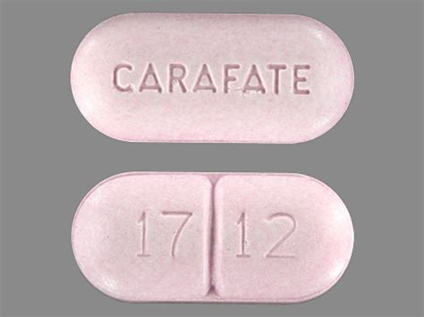 Carafate: Uses, Dosage, Side Effects - Drugs
