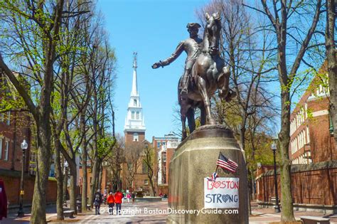 Paul Revere House - Tours and Events - Boston Discovery Guide