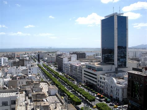 Lufthansa Aiport Office in Tunis, Tunisia - Airlines-Airports