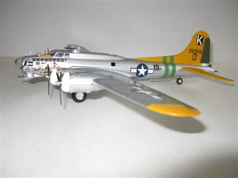 Boeing B-17G NMF (With images)
