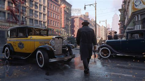 Mafia: Trilogy Remakes Teased and Definitive Edition