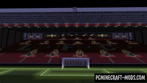 Anfield Map For Minecraft 1