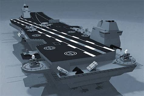 Russia is developing a light aircraft carrier