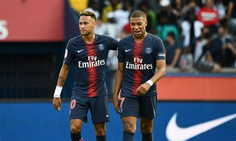 PSG release update about Neymar and Kylian Mbappe