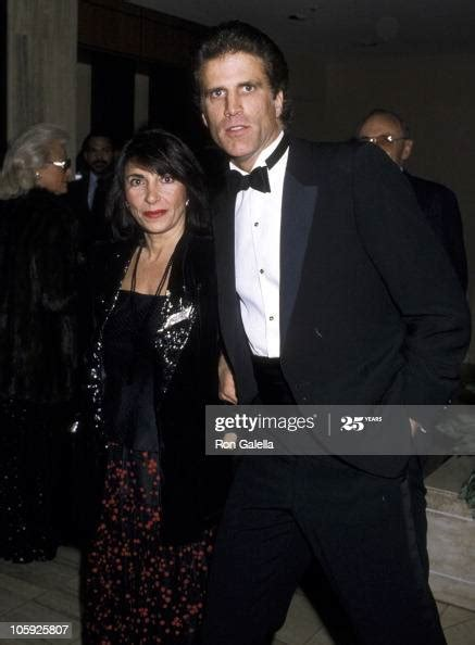 Ted Danson and Casey Coates during Jewish National Funds