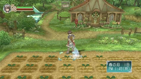 Rune Factory: Frontier (Wii) Game Profile | News, Reviews