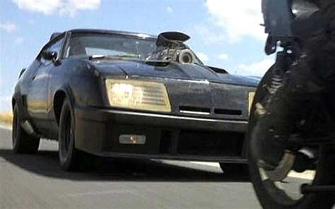 """Ford Falcon XB GT Coupe 1973 """"V8 Interceptor"""" - The Mad"""