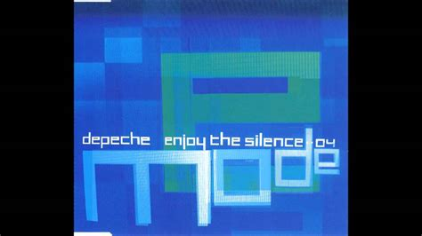 Depeche Mode - Enjoy The Silence (Timo Maas Extended Remix