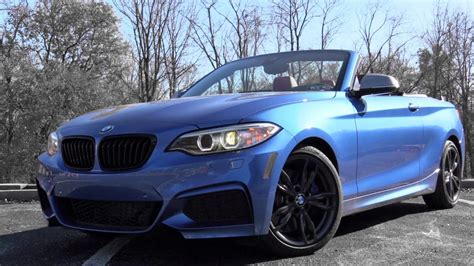 2017 BMW M240i: Review - YouTube