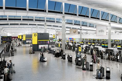 Smart Airports Solutions - Brindley Technologies Worldwide