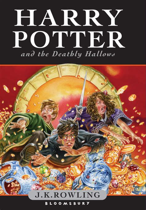 Deathly Hallows UK children's edition — Harry Potter Fan Zone