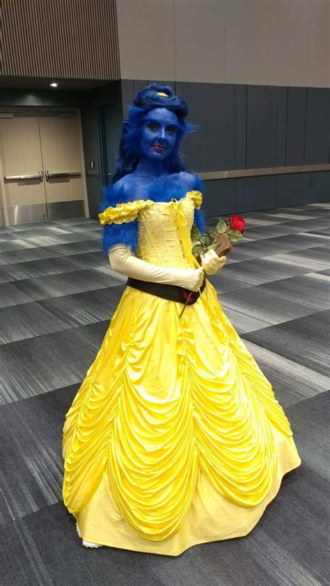 A Costume Combining Beauty and the Beast « Adafruit