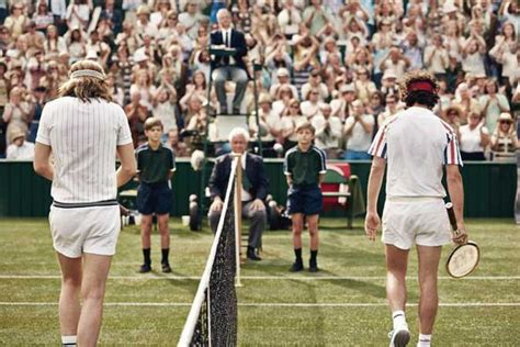 Borg vs McEnroe movie reviews are in: Bad call or game